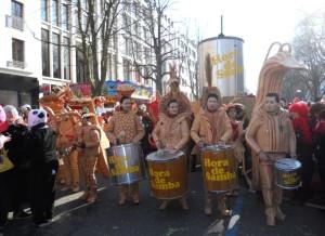 Karneval Königsallee