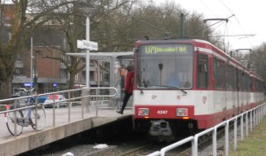 U-Bahn U79 Düsseldorf Altstadt