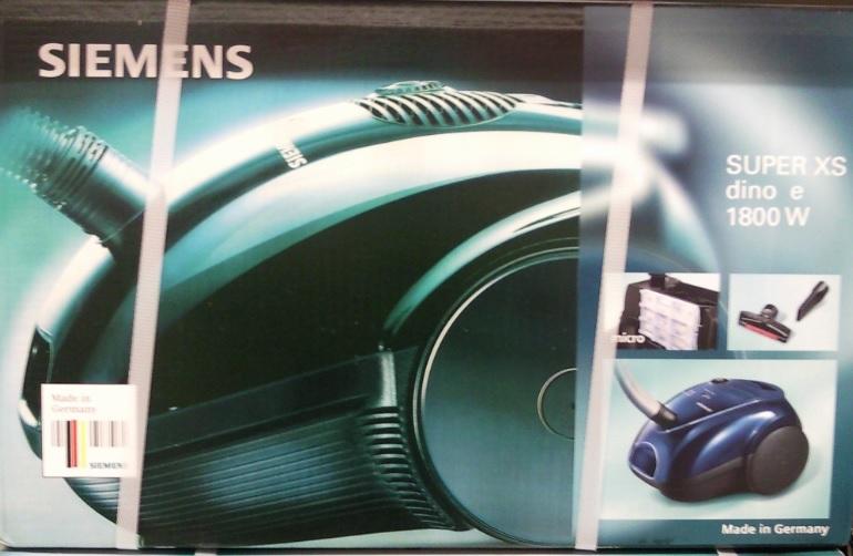 Siemens Super XS Staubsauger