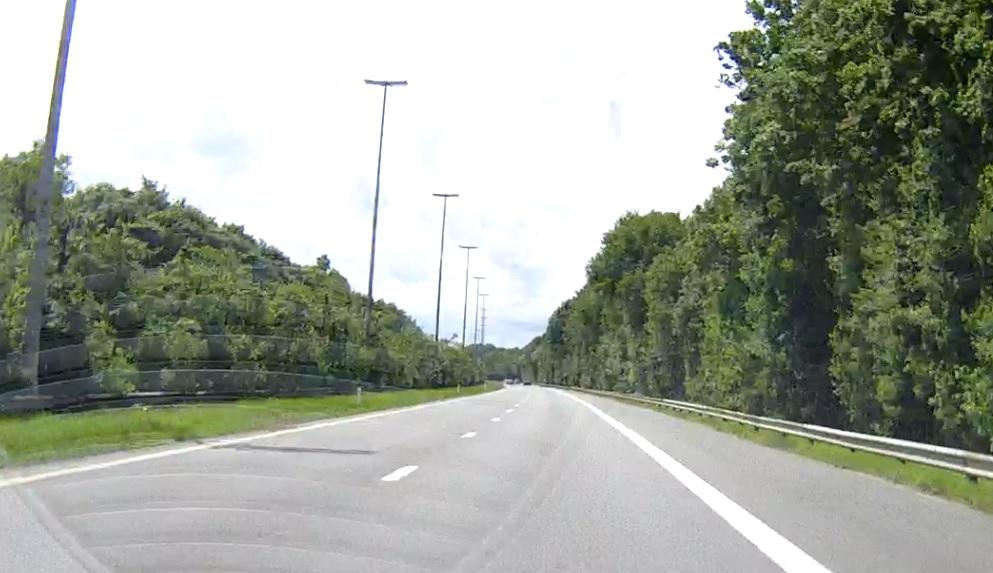 Maut auf der Autobahn