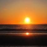 Windparks in der Nordsee