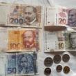 Kroatische Kuna Münzen und Scheine